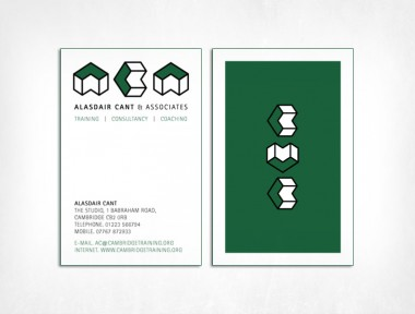 Alasdair Cant & Associates stationery