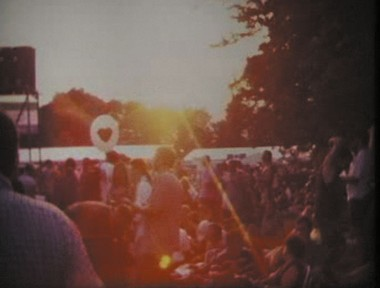 Cambridge Folk Festival film still