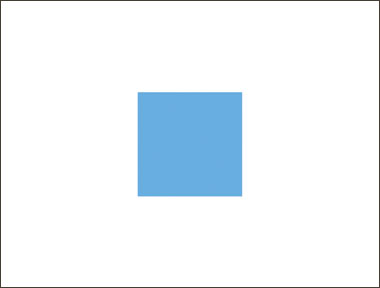 One blue square that go to make up the Cambridge Economic Policy Associates logo.