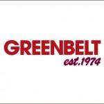 The logo for the Greenbelt Festival.