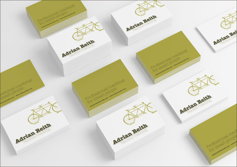 Dorable Coaching Business Cards Festooning - Business Card Ideas ...